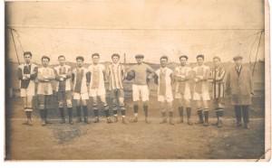 WK 1909 bruine foto