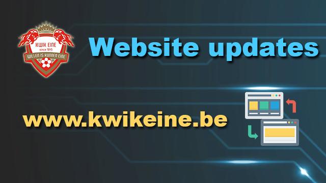 WebsiteUpdatesDec2018