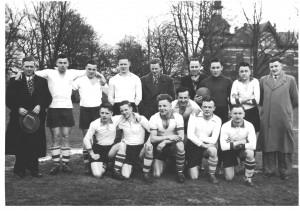 WK Eine,Seizoen 1951-52.