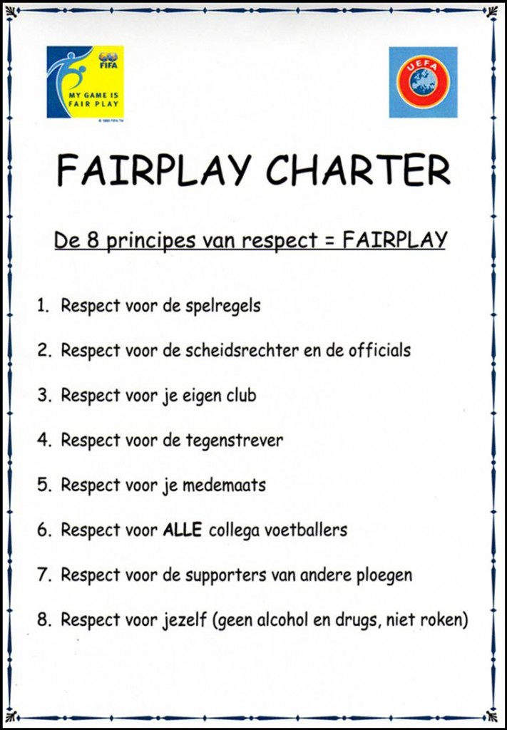 Fairplaycharter