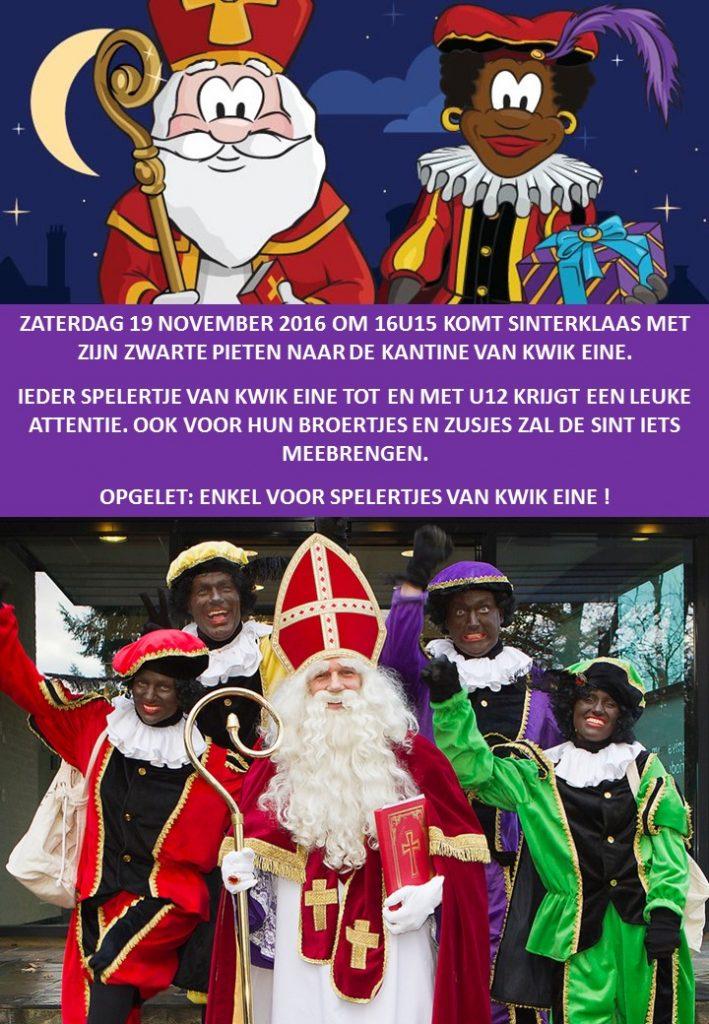 Sinterklaas Kwik Eine