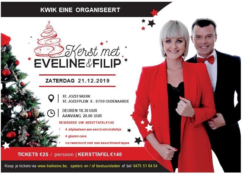 Flyer-kerstshow-2019 Oudenaarde-affiche