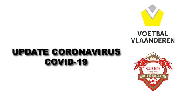 CoronaUodateMaart2020