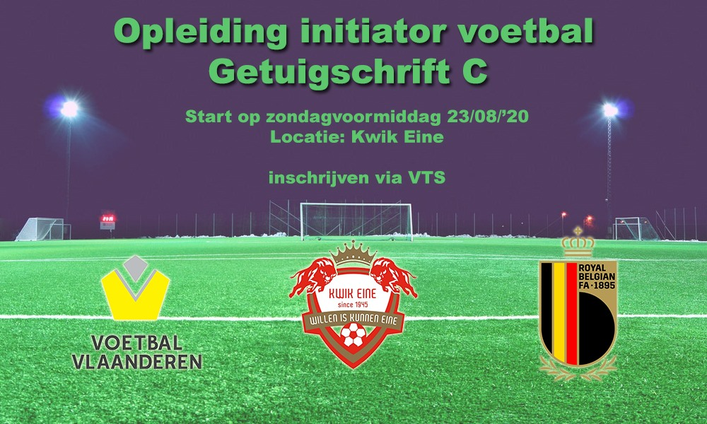 De opleiding Initiator Voetbal