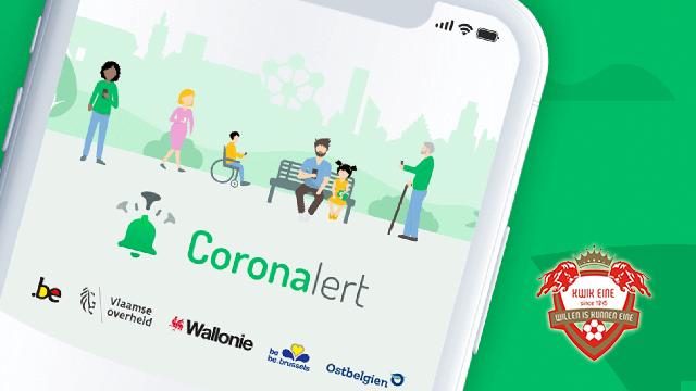 CoronAlertBelgie_app