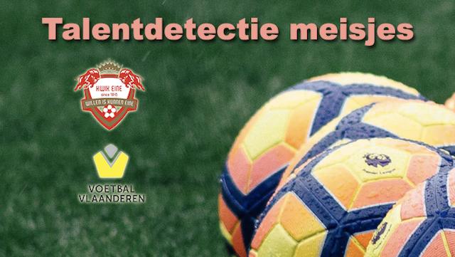 Talentdetectie meisjes – Voetbal Vlaanderen