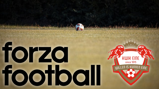 Volg Kwik Eine in de Forza Football-app