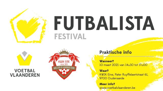 Footfestival voor meisjes (10/02/21)