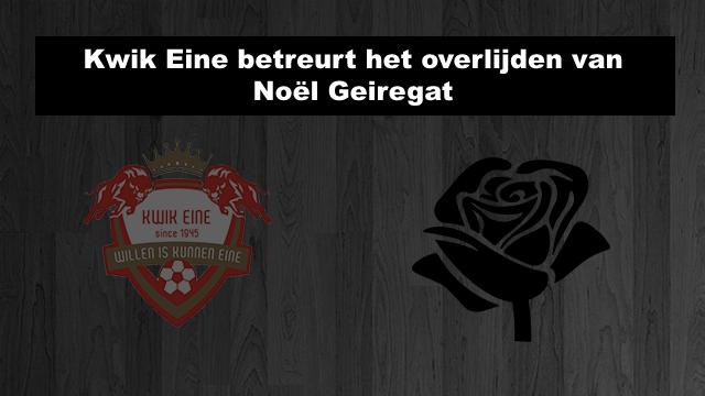 Overlijden Noël Geiregat